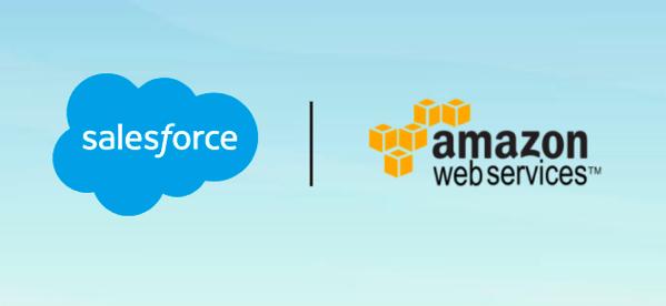 AWS en conjunción con Salesforce